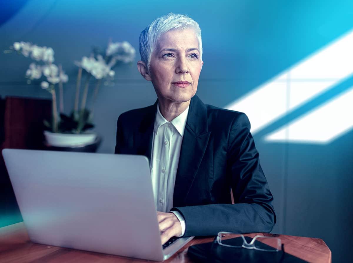 Büroeffizienz moderne Arbeitsmodelle